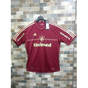 5cb7a96749 Camisa Grena Fluminense 2012 Gg. R  2.000