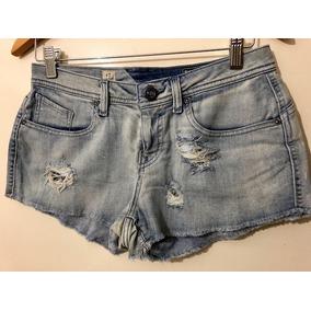 Shorts Jeans Volcom Feminino Tam 38. Zerado!