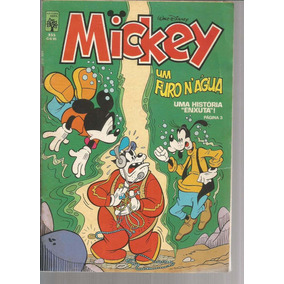 Mickey 355 - Abril - Bonellihq Cx08 B19