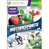 Motionsports Play For Real Xbox 360