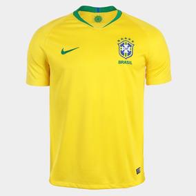 3b38598563 Camiseta Seleção Brasileira Original Neymar Oficial Copa 18