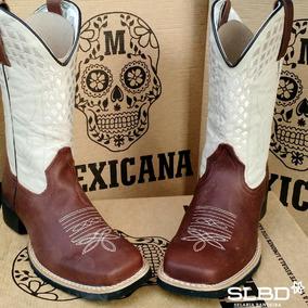 Botas Cowboy Mexicanas - Sapatos no Mercado Livre Brasil 05c52c68eba