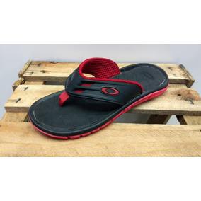 Chinelo Oakley Supercoil Preto Cinza - Sapatos no Mercado Livre Brasil 4ec9867a1e