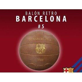 Balon Retro Barcelona en Mercado Libre México 5d69b15d02025