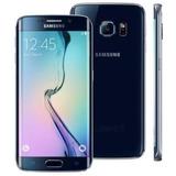 Smartphone Samsung Galaxy S6 Edge 32gb 16mp Preto (vitrine)