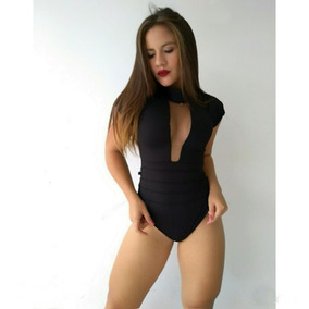 Body Feminino Tule Decote Festa Balada Blogueira Suplex #b53