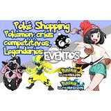 Pokémon Ultra Sun/moon Competitivos 100% Legales, Zeraora