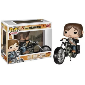 Funko Pop Rides Daryl Dixons Chopper The Walking Dead Grande