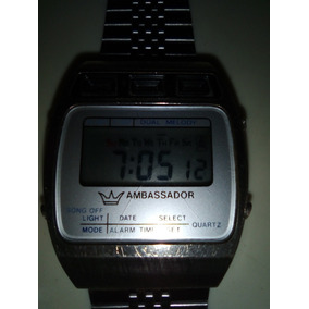 aa73543b280c Reloj De Pulsera Melodias en Mercado Libre México