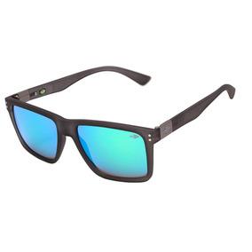 Mormaii Cairo - Óculos De Sol Cinza Translúcido Fosco  Verde 407fba2524