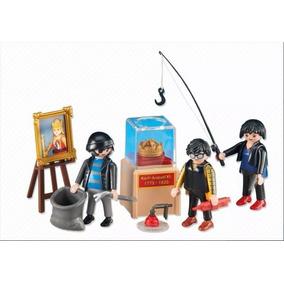Playmobil 4265 Assalto Ao Museu