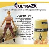 Ultra Z X Gold Pastillas Quemagrasa