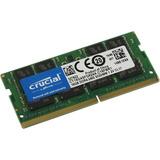 Memoria Sodimm Crucial Ct16g4sfd824a, 16gb, Ddr4, 2400 Mhz,