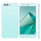 Smartphone Asus Zenfone 4 Ze554kl 4+64gb 5.5 Verde + Nfe