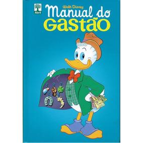 Manual Do Gastão - Walt Disney Com 190pág. (capa Dura)