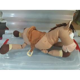 Pelúcia Cavalo Bala No Alvo - Toy Story