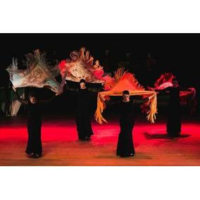 Manton Para Dança Flamenca - Acessórios da Moda no Mercado Livre Brasil 5c44f7fba58