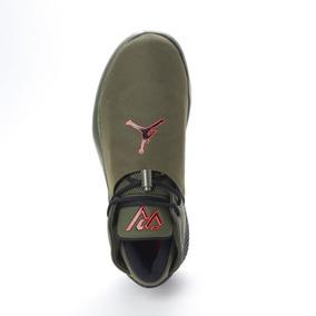 Tenis Nike Jordan Why Not Zero Verde .- # 9.5 Mx