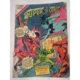 Súper Comic, Una Publicación De Editorial Novaro
