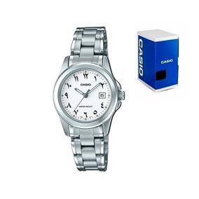26e74f1e53c1 Elegante Reloj Casio Ltp 1215 - Reloj de Pulsera en Mercado Libre México