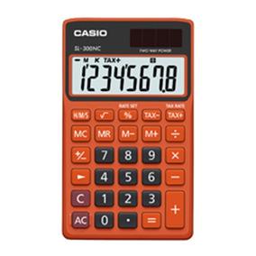 532c5db40fe Calculadora Casio Sl 300vc - Calculadoras no Mercado Livre Brasil