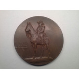 Medalha Rio De Janeiro 1898 - Homenagem Ao Duque De Caxias