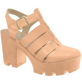 e1c24ad721 Saltos 2018 Sandalias Crysalis - Sapatos para Feminino no Mercado ...