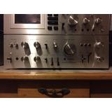Amplificador Vintage Technics Pioneer Sansui Marantz Sony