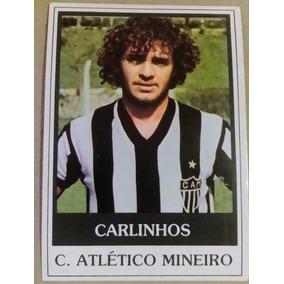 Card Ping Pong Carlinhos Atletico Mineiro