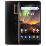 Nokia 6.1 Liberado 32gb, 3gb Ram , 16mp Dual Flash