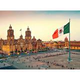 Jigsaw Puzzle Mexico City Metropolitan Cathedral 500 Piez...