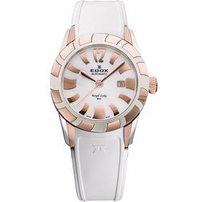 Reloj Edox Royal Lady Cronógrafo 37007357rnair Ghiberti