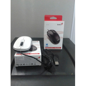 Mouse Genius Dx110 Blanco