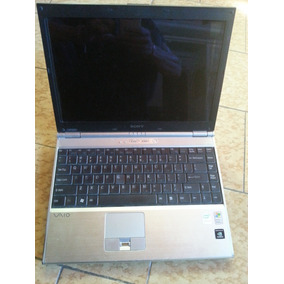 Laptop Sony Vaio Vgn- Sz645 Para Reparar O Repuestos