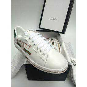 Zapatos Tenis, Sneakers Gucci Ace Cristales