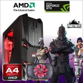Pc Gamer Completo C/ Wifi + Placa De Vídeo 2gb + Brinde!!!