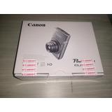 Camara Canon Elp-160 De 20 Mpx, Estuche De Regalo Y Msi!!!