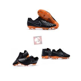 7499b84ae9135 Tacos Nike Tiempo Legend Negros - Tacos y Tenis Césped natural Nike ...