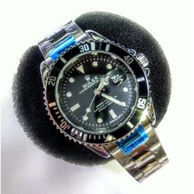 Submariner Black Com Caixa - Sucesso De Vendas