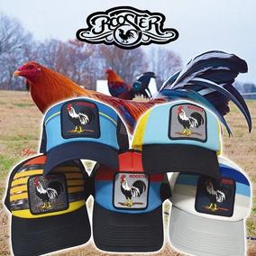 Gorras De Gallos Marca Rooster