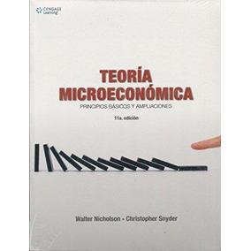 teoria microeconomica nicholson 9 edicion