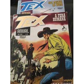 Tex Anual Número 11/12/14 Excelentes