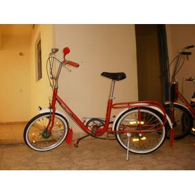 Antiga E Maravilhosa Bicicleta Caloi Berlineta.top.