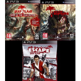 Dead Island Trilogy + Full Dlc ~ Ps3 Digital Español