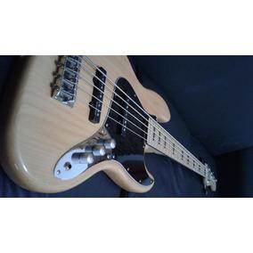 Bajo Squier Jazz Bass Vintage Modified 5 - Unico!!