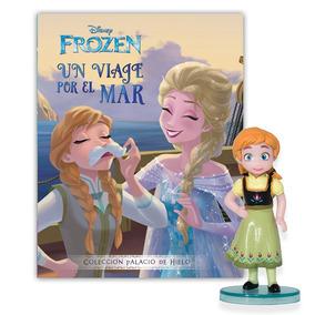 Colecciones La Nacion Frozen Edicion 8 Little Ana