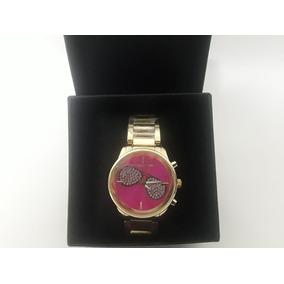 7d4ef1a7760 Oculos Guess Rosa - Relógios De Pulso no Mercado Livre Brasil