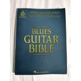 Livro Blues Guitar Bible