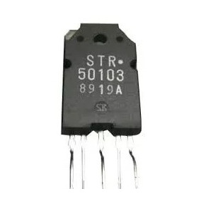 Circuito Integrado Str50103 Transistor Str 50103