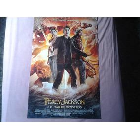 Poster Filme Percy Jackson E O Mar De Mo Novo Frete Gratis\